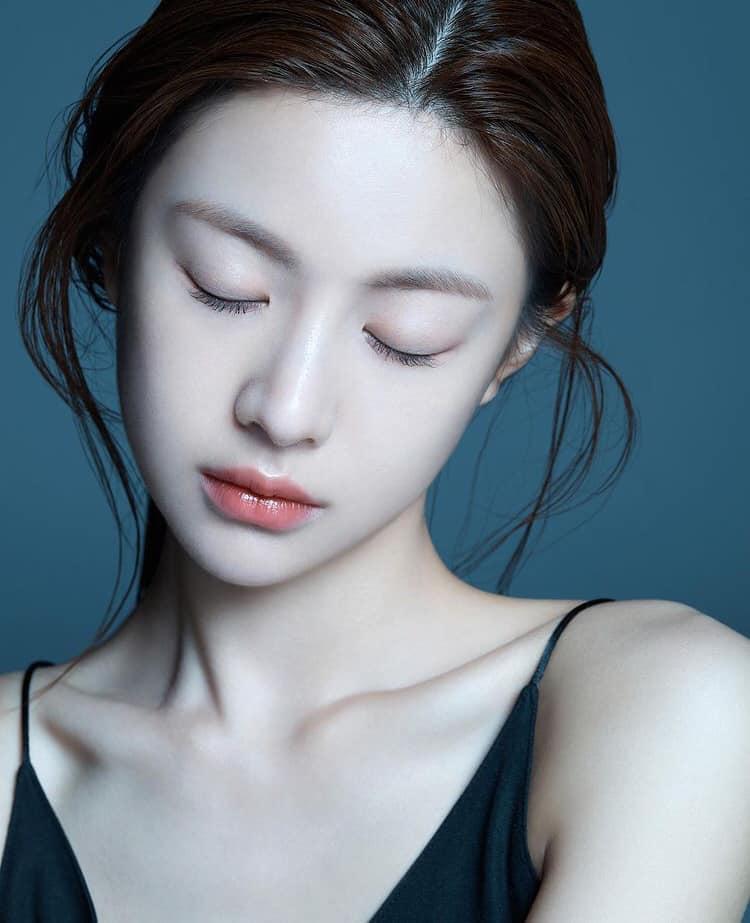 Mỹ nhân Hàn sở hữu gương mặt tỉ lệ kim cương-2