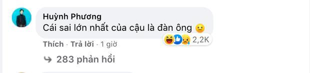 Nghi Huỳnh Phương bênh Vinh Râu, dân mạng khịa quá khứ yêu Sĩ Thanh-2