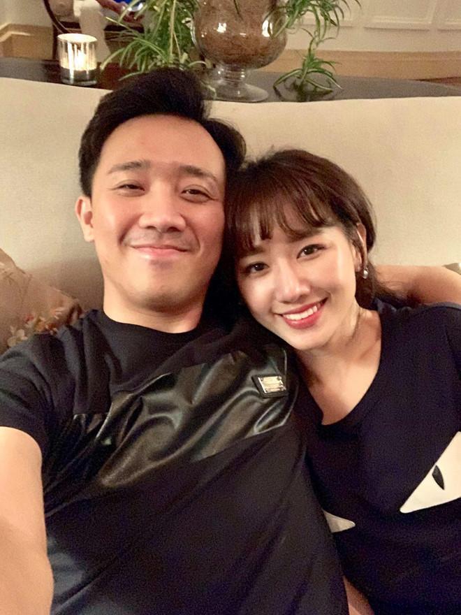 Hari Won công khai số đo eo, Trấn Thành gọi Bà Heo cũng đúng-3