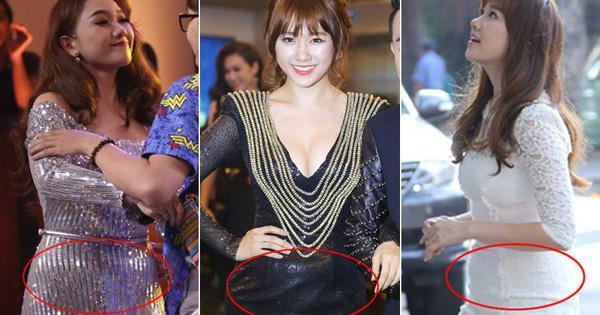 Hari Won công khai số đo eo, Trấn Thành gọi Bà Heo cũng đúng-5