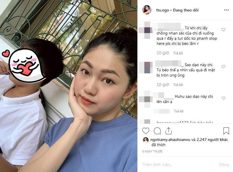 Bảo Thanh, Hà Hồ, Phan Như Thảo bị miệt thị ngoại hình sau sinh-9