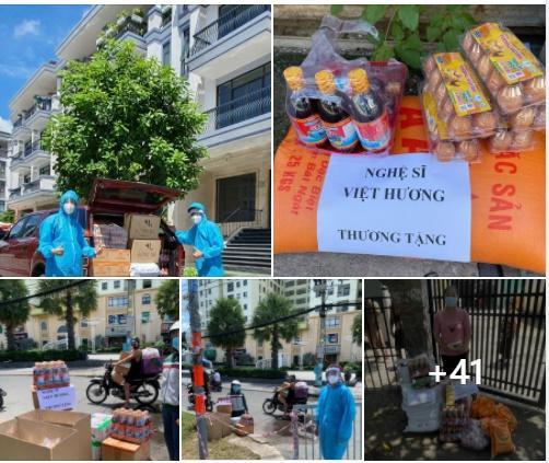 Bị chê từ thiện làm màu, Việt Hương tuyên bố biến mất kèm 1 điều kiện-1