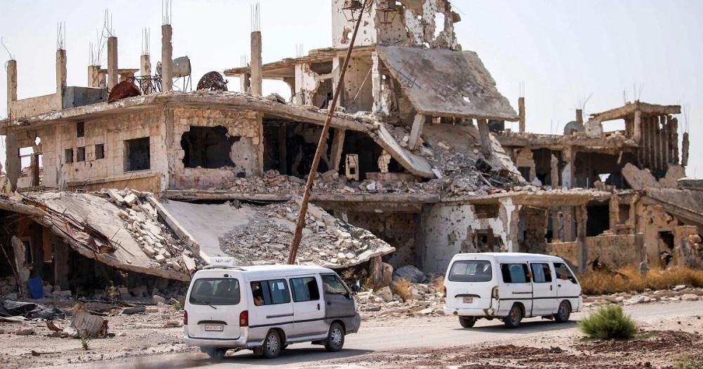 Syria: Bùng phát xung đột ác liệt ở tỉnh phía Nam, 16 người tử vong, hàng chục quân chính phủ bị bắt giữ. (Nguồn: AFP)