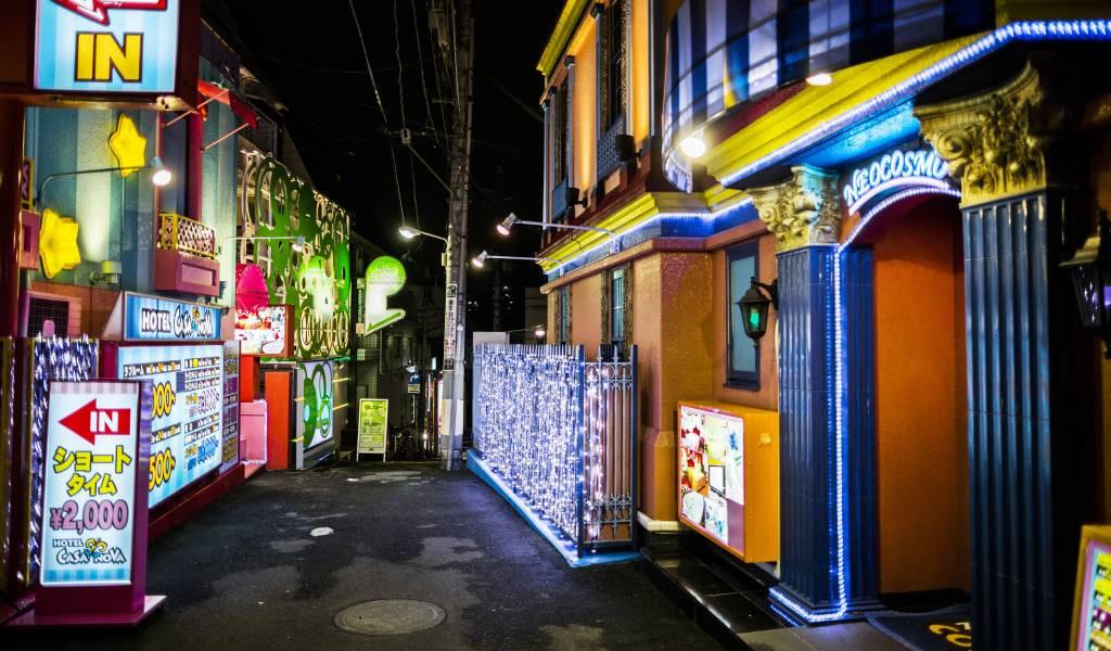 'Khách sạn tình yêu' - tiêu chuẩn hẹn hò ở Nhật Bản có gì đặc biệt - 1