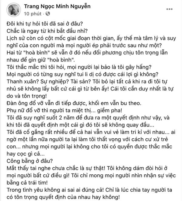 FAPtv cà khịa Lương Minh Trang sau vụ ly hôn Vinh Râu 3