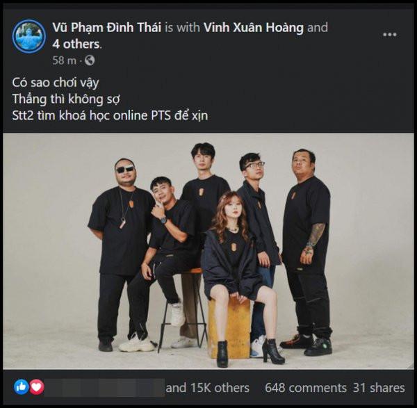 FAPtv cà khịa Lương Minh Trang sau vụ ly hôn Vinh Râu 5