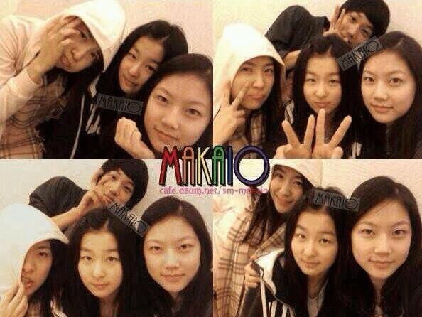 Kết quả hình ảnh cho Gong seungyeon sm trainee