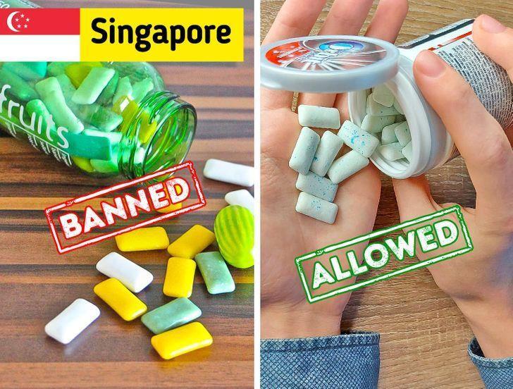 11  hành động bình thường có thể khiến bạn bị phạt ở nước ngoài - 11