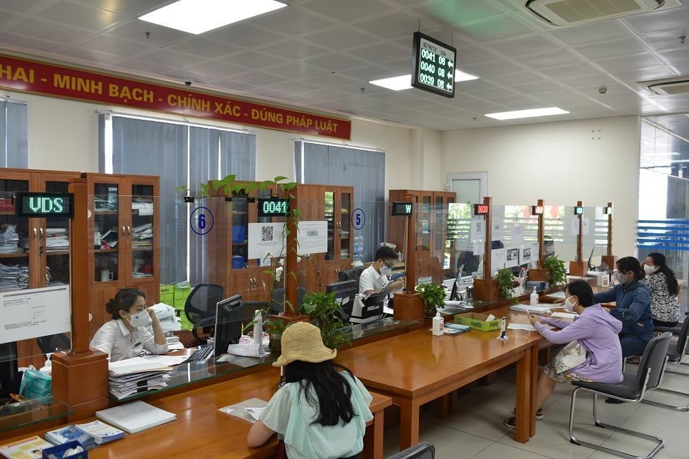 BHXH Việt Nam: Giải quyết chính sách hỗ trợ doanh nghiệp trong 1 ngày làm việc - 1