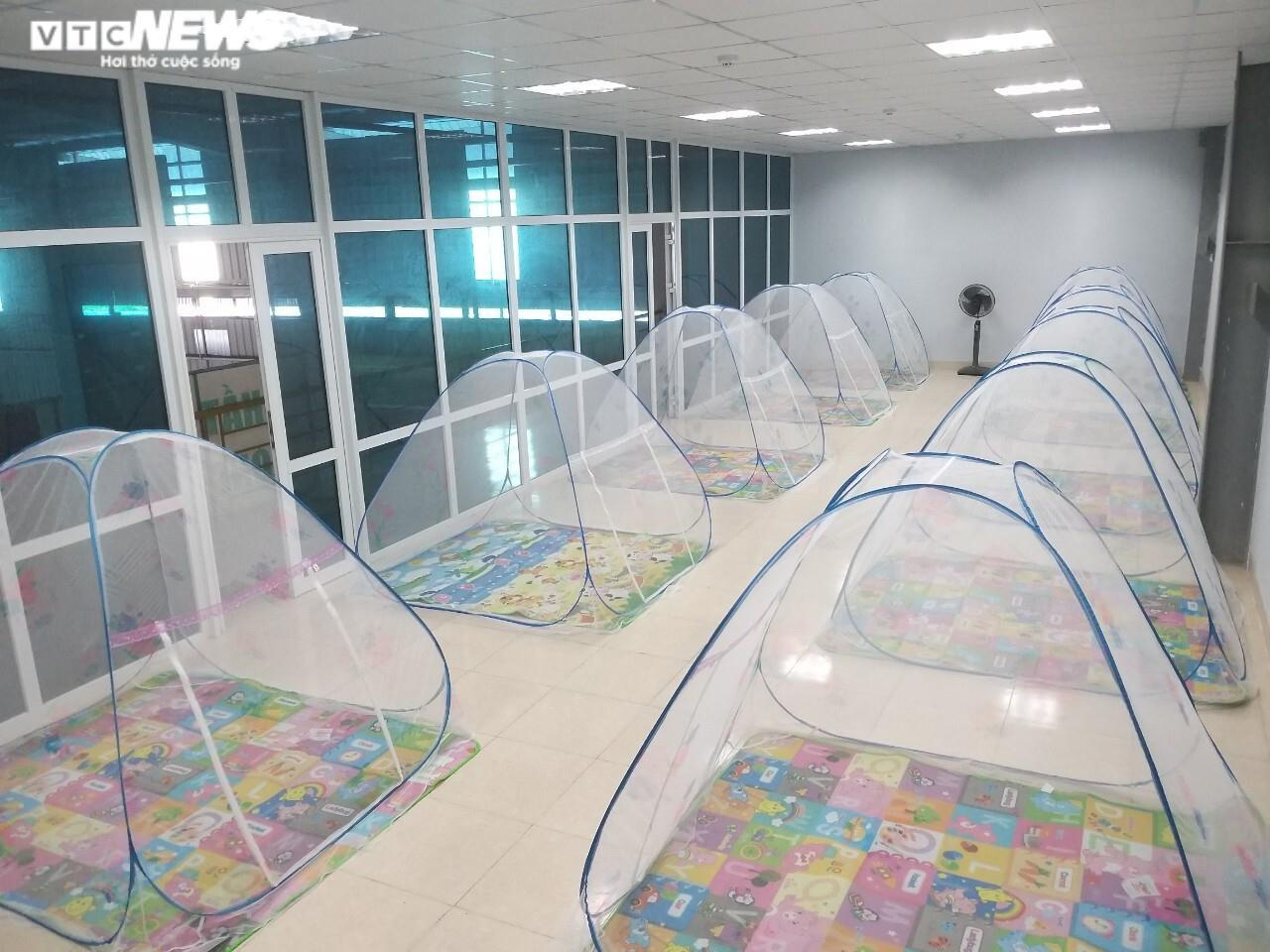 Bắc Ninh thực hiện mô hình 'cùng ăn, cùng ở, cùng làm' tại các doanh nghiệp - 2