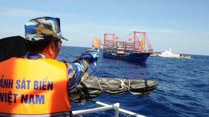 Vị trí, chức năng, quyền hạn của Cảnh sát biển Việt Nam như thế nào?