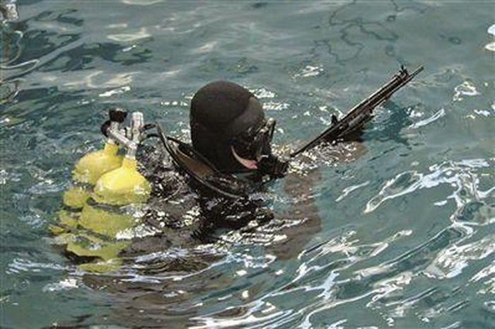Bí ẩn về đặc nhiệm 'người nhái' của Hải quân Nga