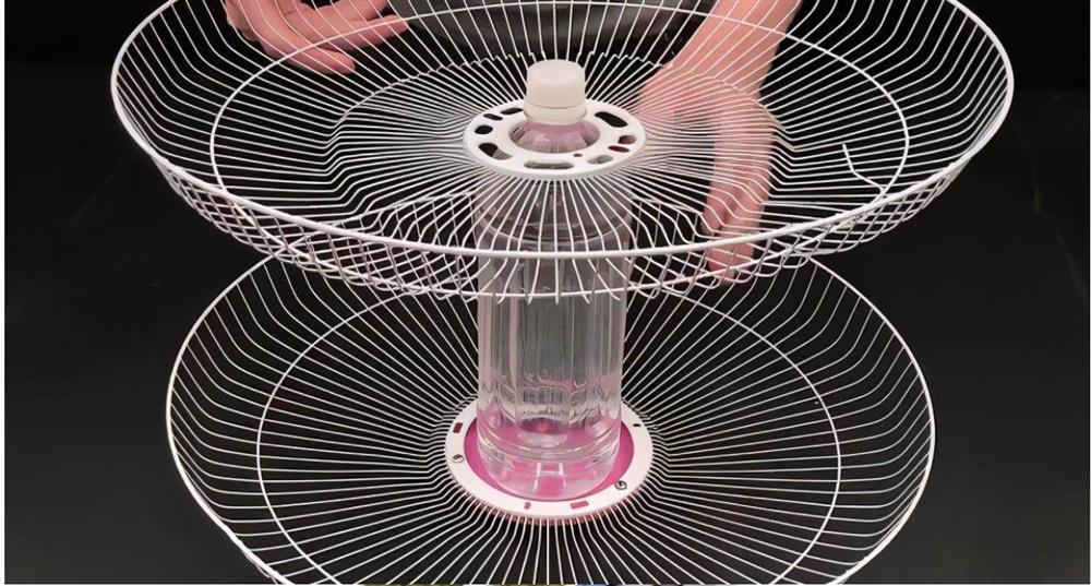 Đừng vội vứt chiếc quạt điện nếu nó bị hỏng, hãy đặt một chai nhựa to ở giữa, cả nhà sẽ đổ xô vào sử dụng-4