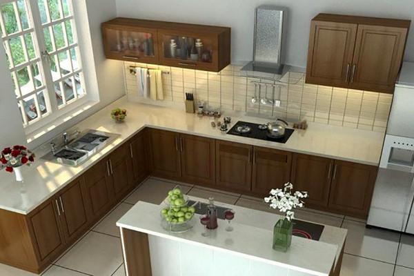 Những sai lầm thường gặp về phong thuỷ khi đặt bếp