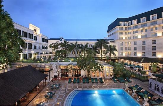 Bất động sản mới nhất. KCông suất phòng khách sạn Hà Nội chỉ đạt 25%. (Nguồn: Metropole HN)