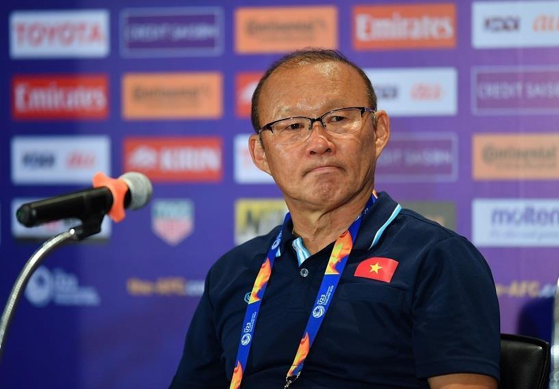 HLV Park Hang Seo: 'Không phải cứ muốn là thắng được tuyển Trung Quốc' - 1
