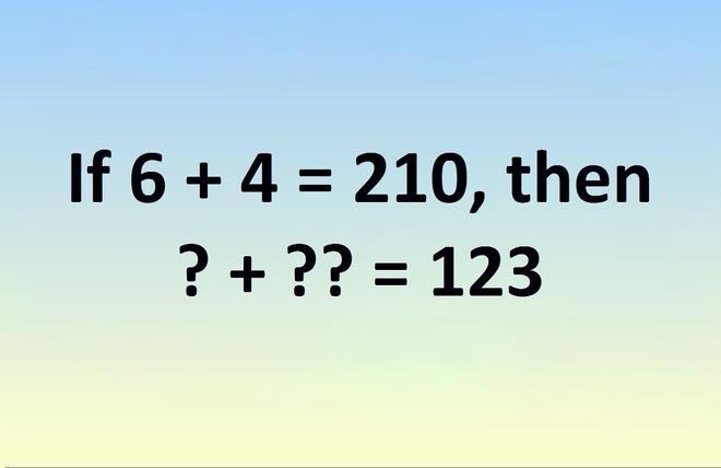 Chỉ những người IQ trên 150 mới giải được bài toán này - 1
