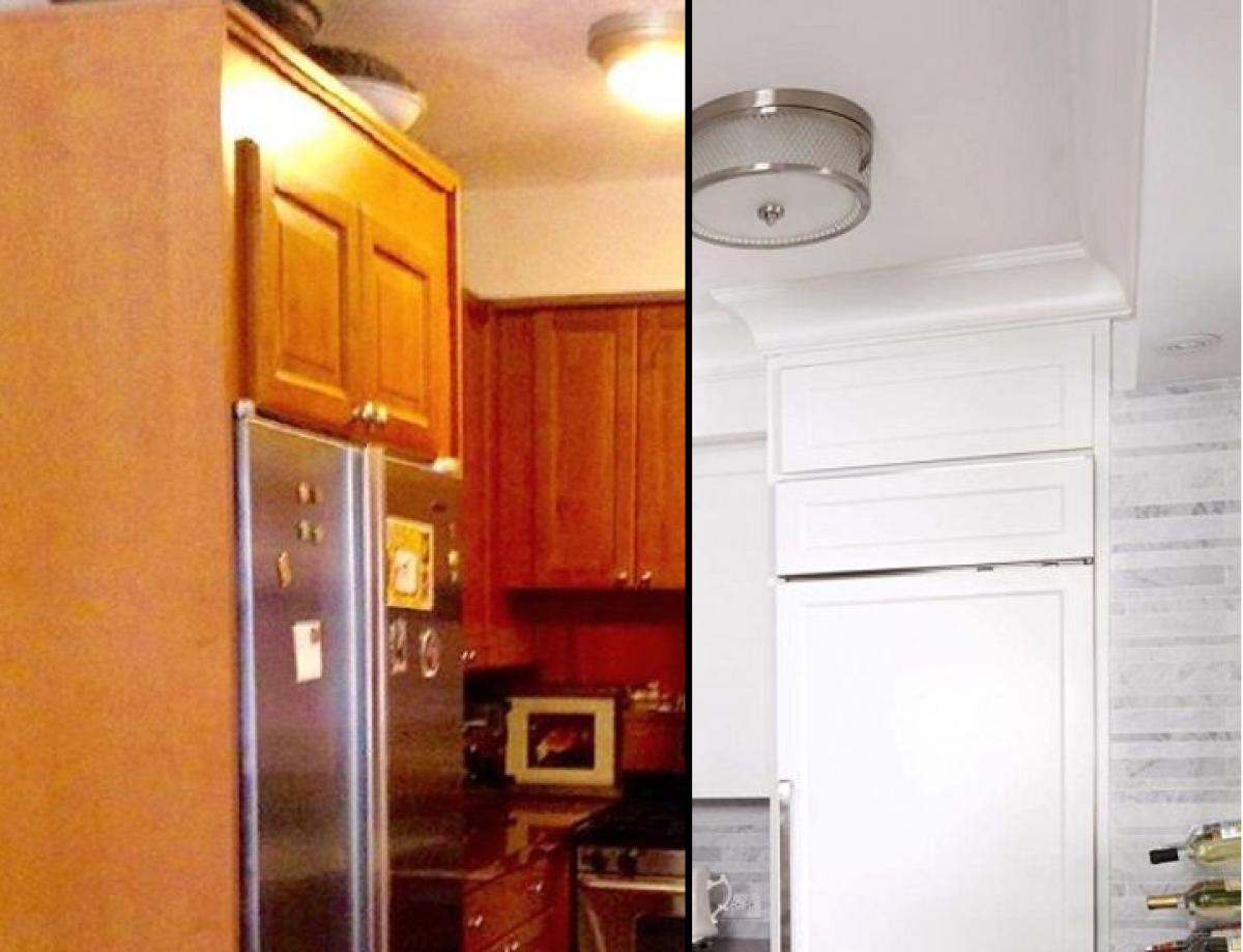 Lựa chọn những tông màu sáng hơn giúp cho căn phòng trông tươi mới và thoáng đãng hơn.