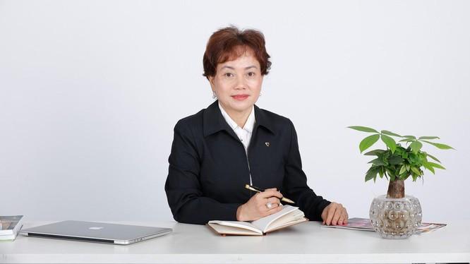 Tân thành viên HĐQT NCB Trương Lệ Hiền là một banker kỳ cựu.