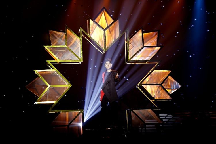 Nhạc sĩ Đài Phương Trang ngỡ ngàng với giọng hát đặc biệt của thí sinh 'Solo cùng Bolero'