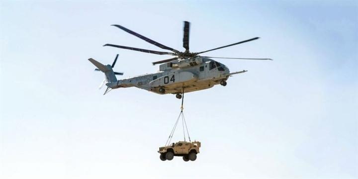 Mỹ bán lô trực thăng hạng nặng CH-53K trị giá 3,4 tỷ USD cho Israel