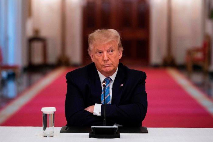 Bộ Tư pháp Mỹ yêu cầu IRS giao nộp hồ sơ thuế của ông Trump