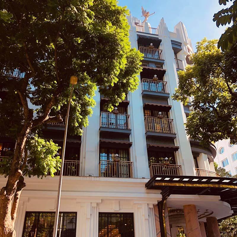 Khách sạn Hà Nội công suất phòng chỉ đạt 25%