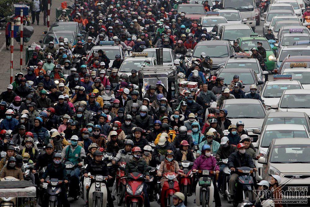 Hà Nội: Thu hồi xe máy cũ, hỗ trợ 4 triệu đồng đổi xe mới