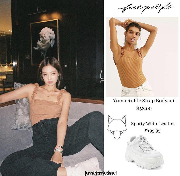 Tủ giày BLACKPINK: Lisa tậu đôi 70 triệu, Jennie xài hàng bình dân-5