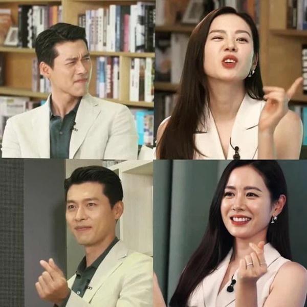 Hyun Bin - Son Ye Jin cùng dự sự kiện, mặc đồ đôi và công khai ôm ấp?-7