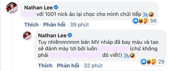MV của Cao Thái Sơn bay màu, Nathan Lee tuyên bố sẽ đánh tơi bời-1