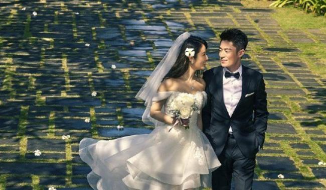 Kỷ niệm 5 năm kết hôn, Hoắc Kiến Hoa - Lâm Tâm Như im hơi lặng tiếng-1