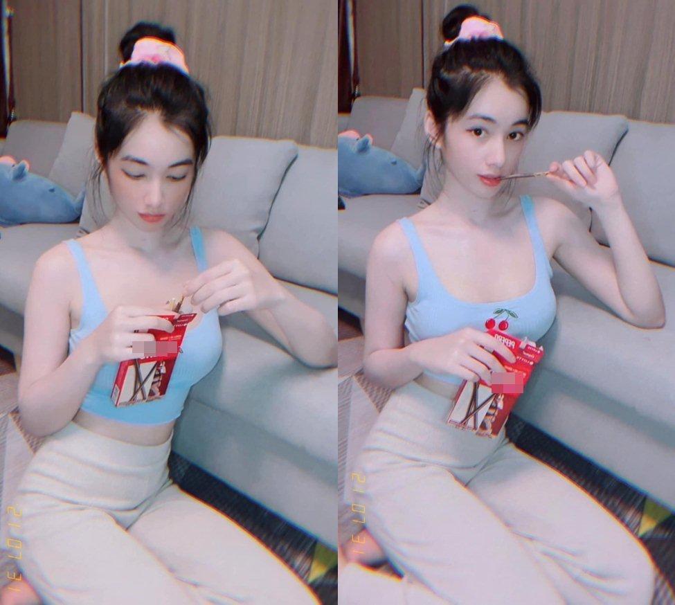 Cẩm Đan dạo này xinh quá: Ngồi nhà ăn vặt netizen thả tim rần rần-2