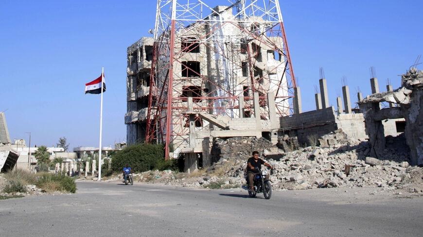 Syria đạt được thỏa thuận ngừng bắn ở tỉnh Daraa