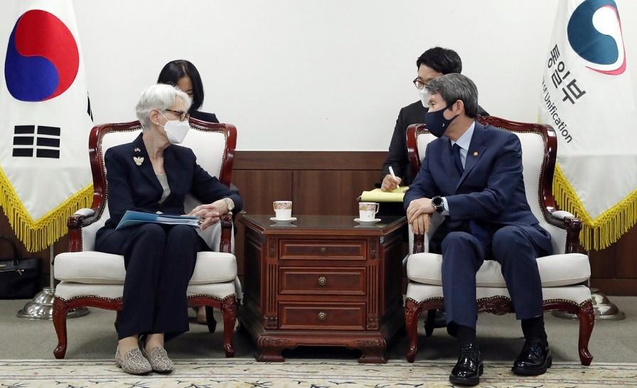 Thứ trưởng Bộ Thống nhất Hàn Quốc lên kế hoạch thăm Mỹ nhằm điều phồi chính sách về Triền Tiên
