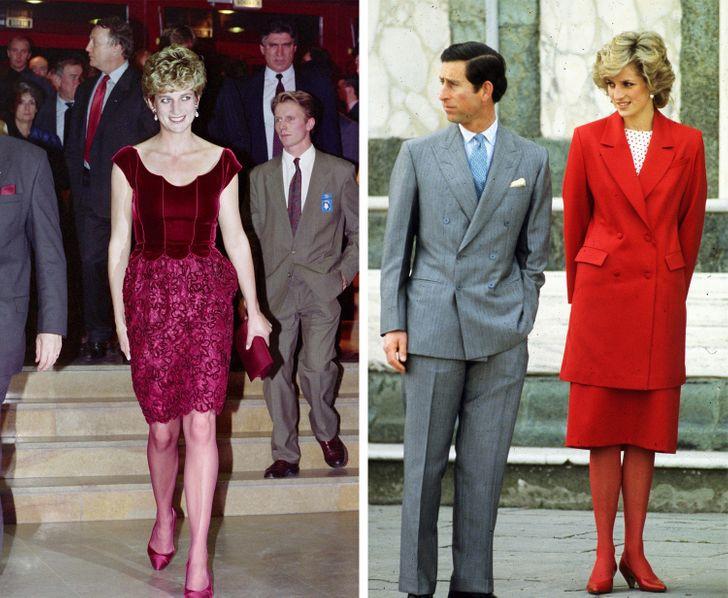 Tips mặc đẹp từ các nhân vật hoàng gia Anh - 1