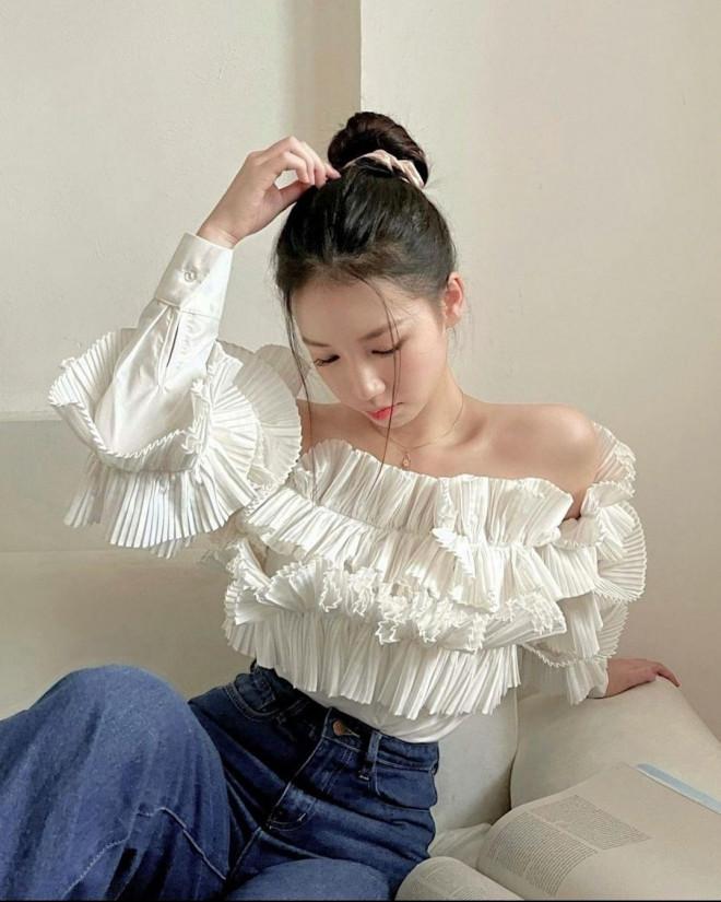 Thời trang ở nhà của sao Việt: Diệu Nhi đụng độ BLACKPINK, Thiều Bảo Trâm khoe dáng nuột - 3