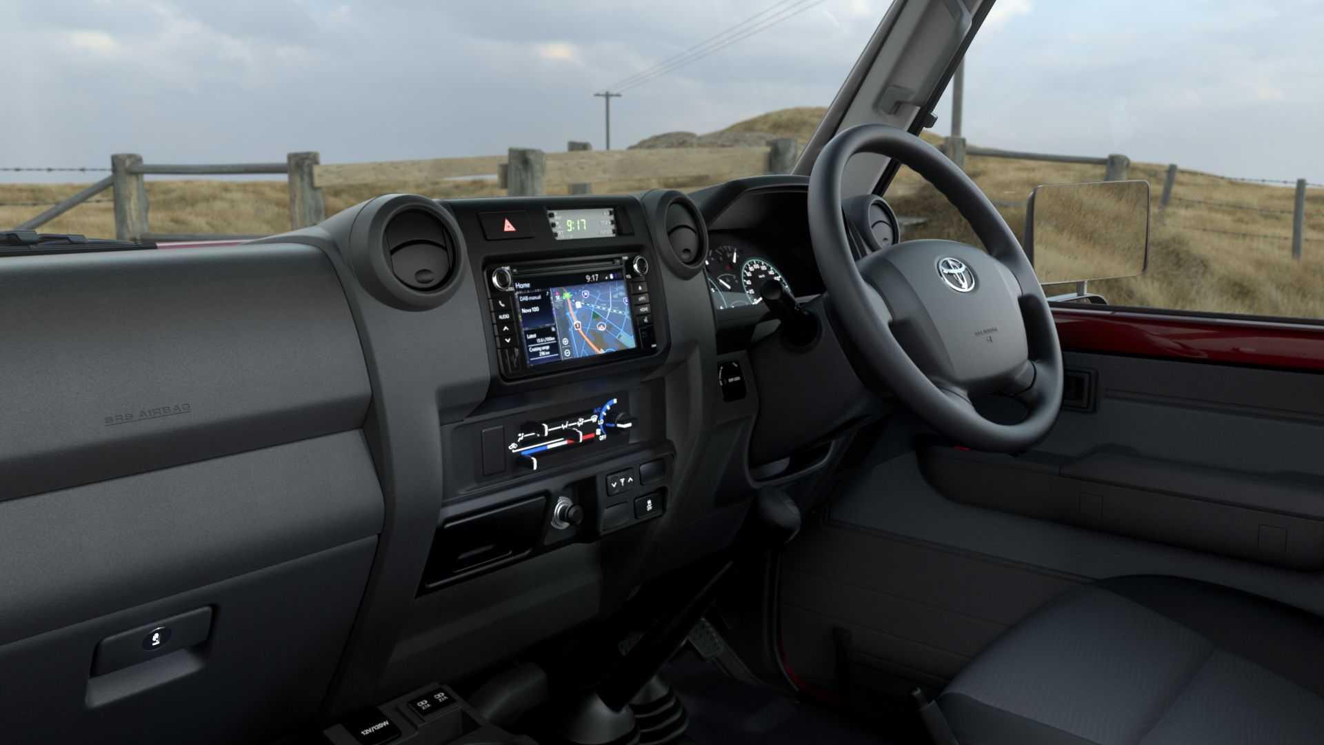 Toyota Land Cruiser 70 37 tuổi vẫn đang được sản xuất