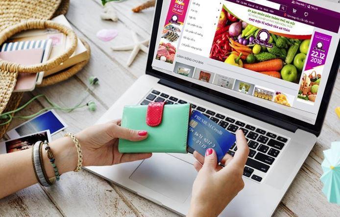 Hà Nội muốn nâng cao thứ hạng chỉ số thương mại điện tử