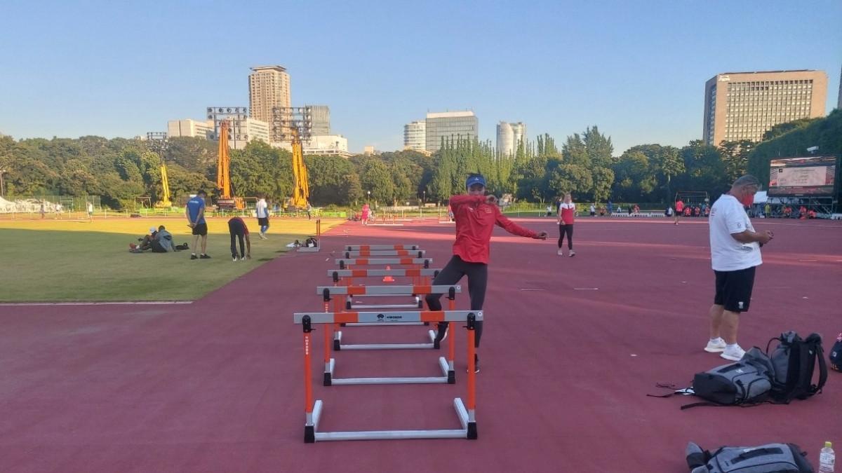 Trong quá khứ, điền kinh Việt Nam từng có Vũ Thị Hương vượt qua vòng sơ loại Olympic Bắc Kinh 2008 nhưng sau đó dừng bước ở vòng loại.