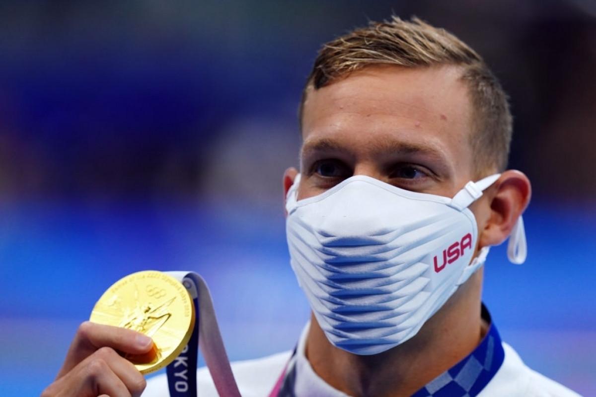 50m bơi tự do nam 21 giây 07 (kỷ lục Olympic)