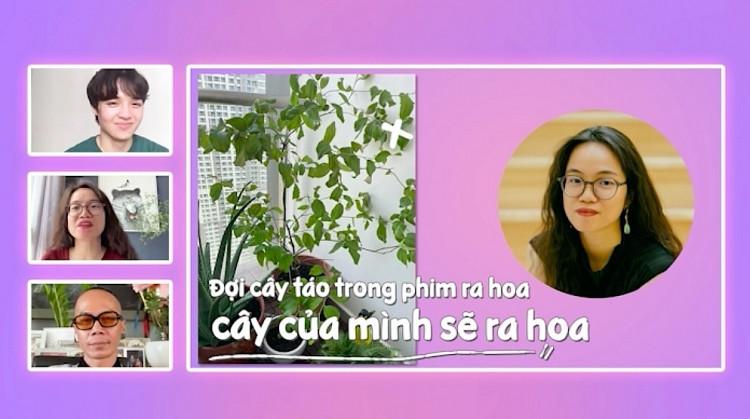 Đạo diễn Võ Thạch Thảo xuất hiện chớp nhoáng với vai cameo trong 'Cây táo nở hoa', hóa ra lại thành vai diễn để đời khiến toàn bộ ekip chấn động!