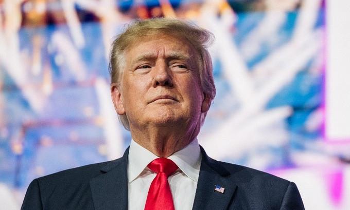 Ông Trump thể thiện sức ảnh hưởng đặc biệt khi thu hút được tới 56 triệu USD tài trợ