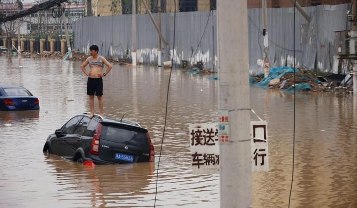 Lũ lụt lịch sử phơi bày sự thiếu hiệu quả của 2 dự án hạ tầng thông minh ở Trịnh Châu
