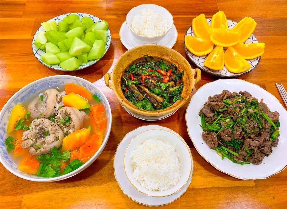 Gái đảm gợi ý 8 mâm cơm mùa dịch, có gì nấu đó mà ngon xuất sắc-7
