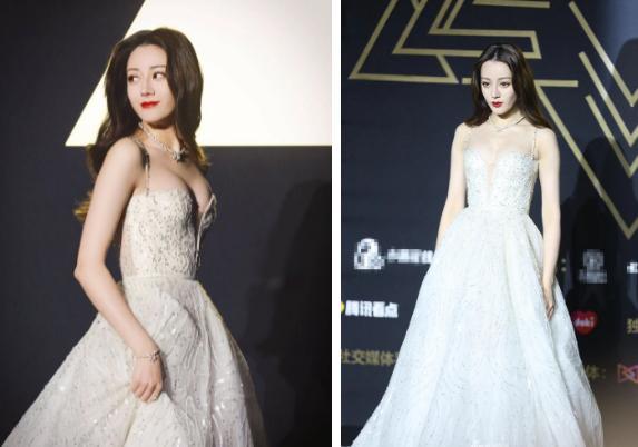 Địch Lệ Nhiệt Ba có nguyên 1 BST váy công chúa khiến hội bánh bèo nhìn mà nghiện-2