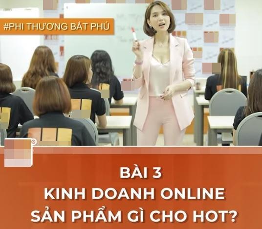 Ngọc Trinh dạy kinh doanh tập 3, nói gì mà bị chê nực cười?-1