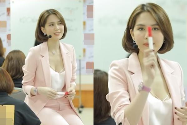 Ngọc Trinh dạy kinh doanh tập 3, nói gì mà bị chê nực cười?-11