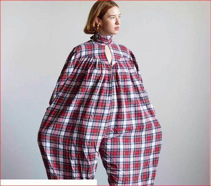 Loạt trang phục độc dị, thách thức người mặc lẫn trí tưởng tượng-5