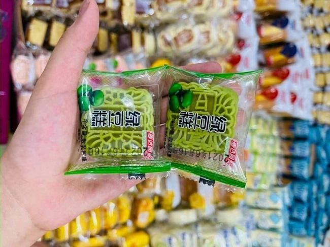 Bánh trung thu mini Trung Quốc bán đầy chợ với giá chỉ từ 3.000 đồng/chiếc-4